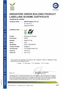 ARDEX AF 190_Green Label_SGBC